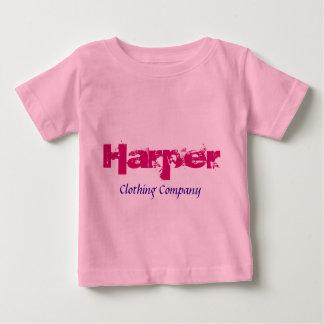 Harper Name Clothing Companyのベビーのワイシャツ ベビーTシャツ