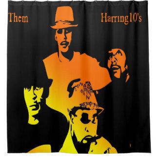 HarringtonのBathのコレクションのシャワー・カーテン シャワーカーテン