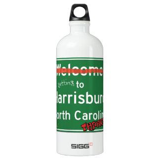 Harrisburgノースカロライナへようこそ ウォーターボトル