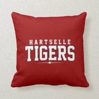 Hartselleの高等学校; トラ クッション