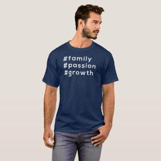HashtagすべてLaのローザの不動産のティー Tシャツ