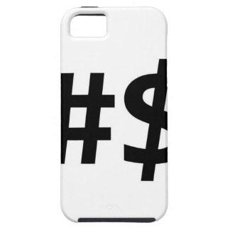hashtagのお金 iPhone SE/5/5s ケース
