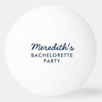 HashtagのバチェロレッテビールPongの球 卓球ボール