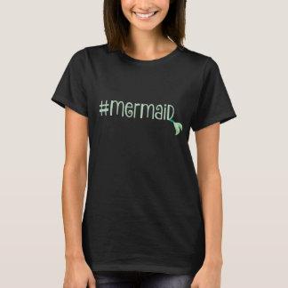 Hashtagの人魚 Tシャツ