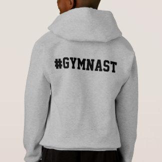 Hashtagの体育専門家のフード付きスウェットシャツ