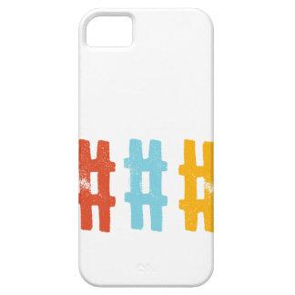 hashtagの電話箱 iPhone SE/5/5s ケース