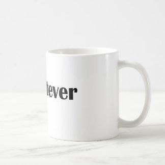 Hashtagものは何でも-声明、引用文 コーヒーマグカップ
