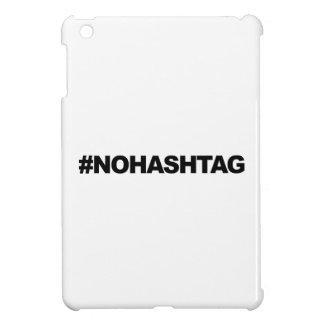#HASHTAG…またはない iPad MINIケース