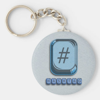 Hashtag キーホルダー