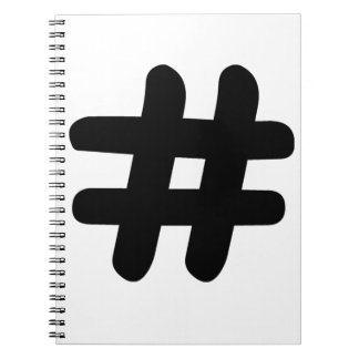Hashtag ノートブック