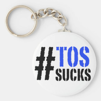 Hashtag TOSはKeychainを吸います キーホルダー