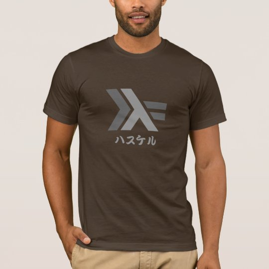 Haskell Tシャツ