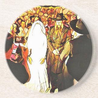 Hassidicの結婚式 敷物