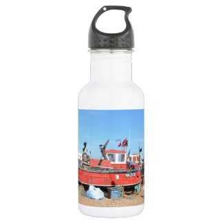 Hastingsの漁船 ウォーターボトル
