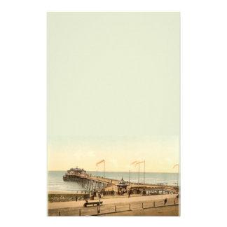 Hastings桟橋、Hastings、サセックス、イギリス 便箋