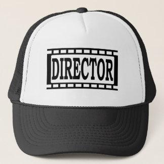Hatディレクターの キャップ