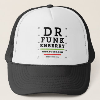 Hat Funkenberry Trucker先生 キャップ