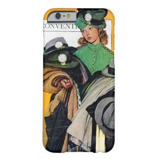 Hatcheck女の子 iPhone 6 ベアリーゼアケース