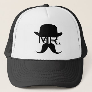 Hats Loves Mother Trucker氏 キャップ