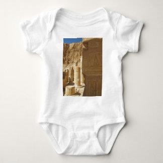 Hatshepsutの寺院 ベビーボディスーツ