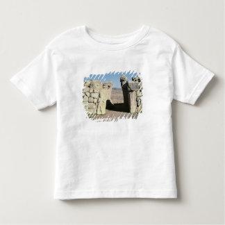 Hattusasの壁からの王のGate トドラーTシャツ