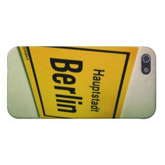 Haupstadtベルリン iPhone 5 ケース