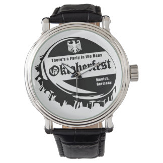 Hausのオクトーバーフェストのパーティー 腕時計
