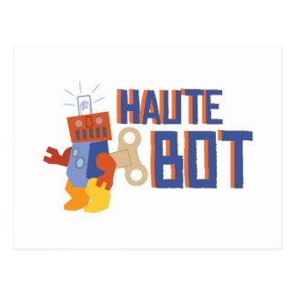 Hautの馬蝿の幼虫 ポストカード
