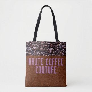 Hauteのコーヒーオートクチュール トートバッグ
