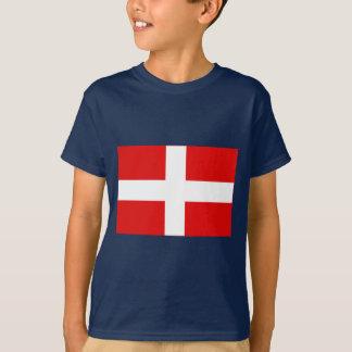 Hauteサボアの旗 Tシャツ