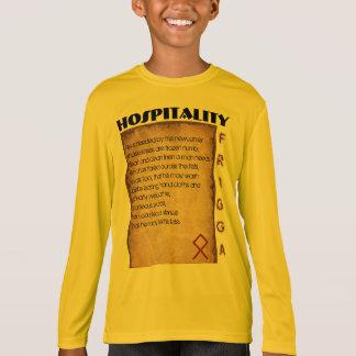 Havamalのホスピタリティ Tシャツ