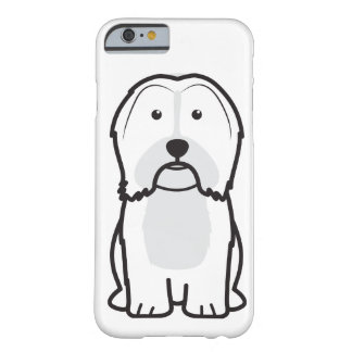 Havanese犬の漫画 Barely There iPhone 6 ケース