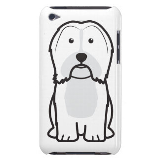 Havanese犬の漫画 Case-Mate iPod Touch ケース