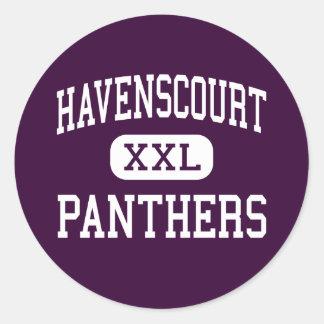 Havenscourt -ヒョウ-後輩-オークランド ラウンドシール
