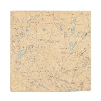 Haverhill、マサチューセッツ ウッドコースター
