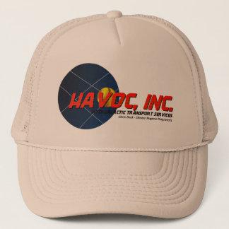 HAVOC、INC.の公式のロゴの帽子 キャップ