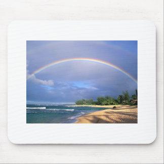 Hawaiの虹 マウスパッド