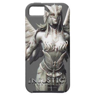 Hawkgirlの代理 iPhone SE/5/5s ケース