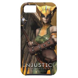 Hawkgirl iPhone SE/5/5s ケース