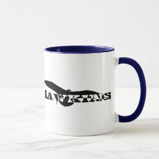 Hawkinsのタカ マグカップ