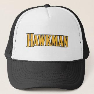 Hawkmanのロゴ キャップ