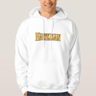 Hawkmanのロゴ パーカ
