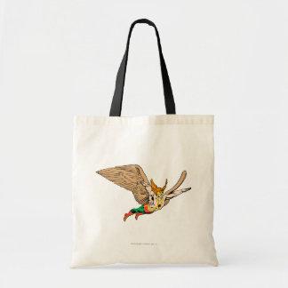 Hawkmanは飛びます トートバッグ