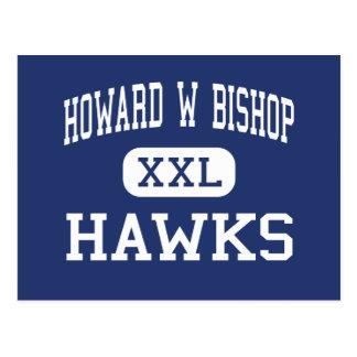 Hawks Middle GainesvilleハワードWの司教 ポストカード