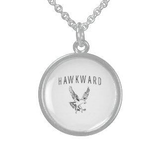 Hawkward スターリングシルバーネックレス