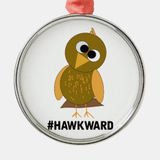 hawkward メタルオーナメント