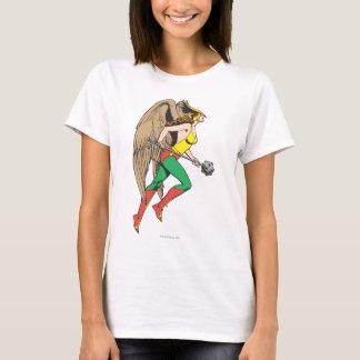 Hawkwomanのプロフィール Tシャツ