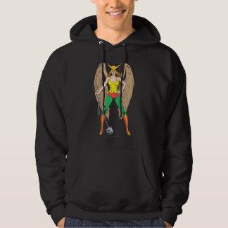 Hawkwoman パーカ