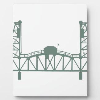 Hawthorne橋 フォトプラーク