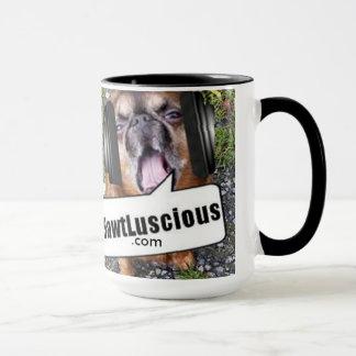 HawtLuscious - 2つの調子のマグ マグカップ